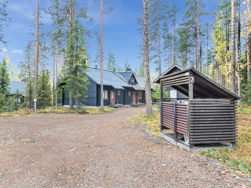 Aurinko-saga, holiday rental in Yllasjarvi