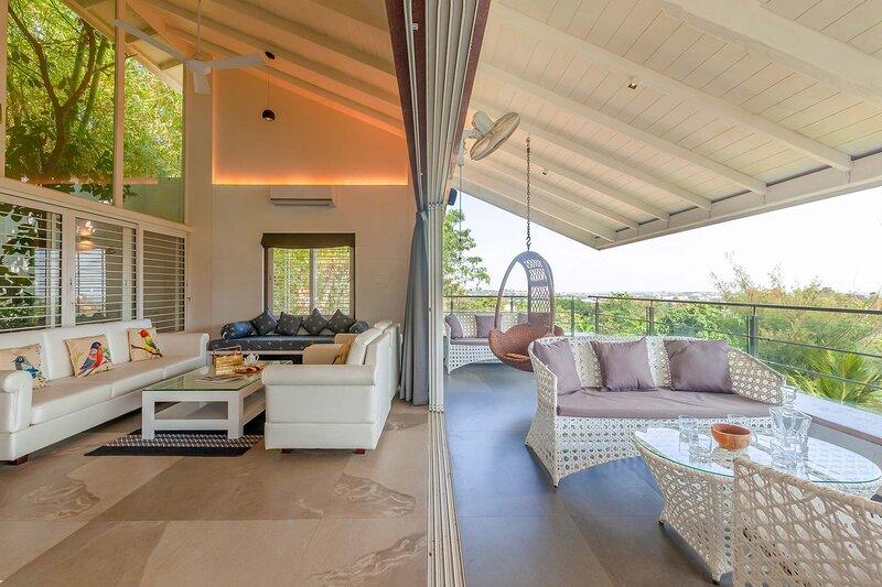 Arbol Abode by Vista Rooms, Ferienwohnung in Nashik
