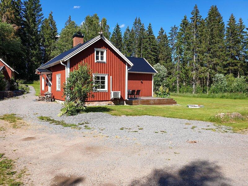 Aspenäs (VGT100) – semesterbostad i Mullsjö