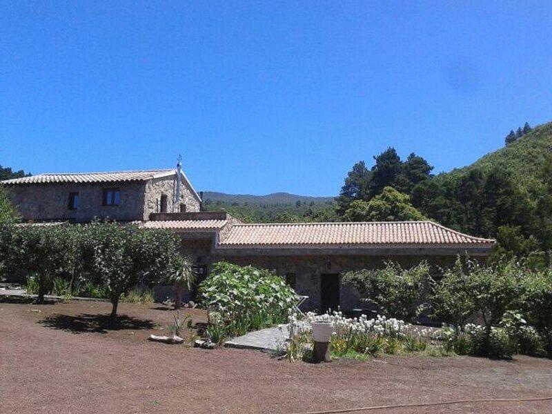Finca La Gustoza Hause for 2 persons, holiday rental in La Matanza de Acentejo