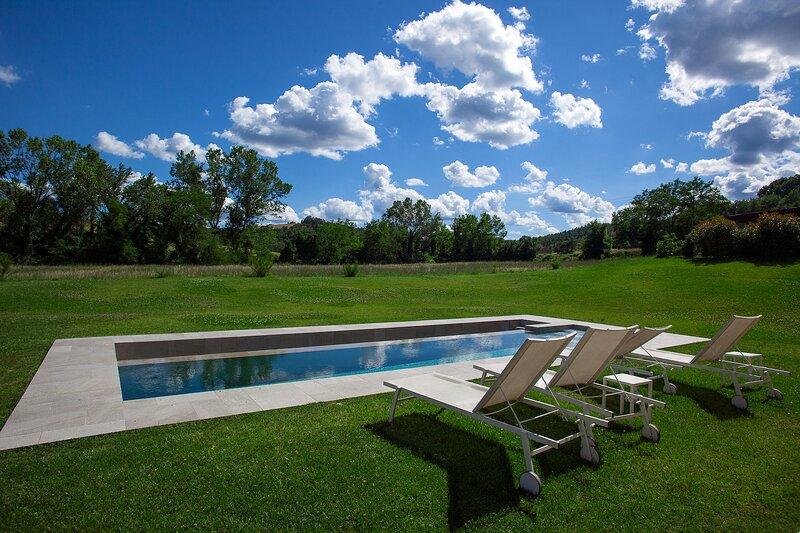 Villa Parco del Principe, holiday rental in Collelungo