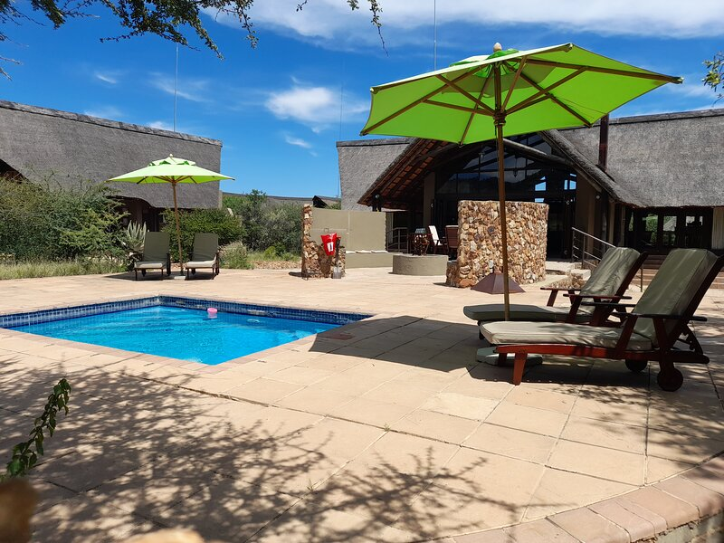 MolloThaba Game Lodge, Self-catering in Pilanesberg National Park, holiday rental in Sun City