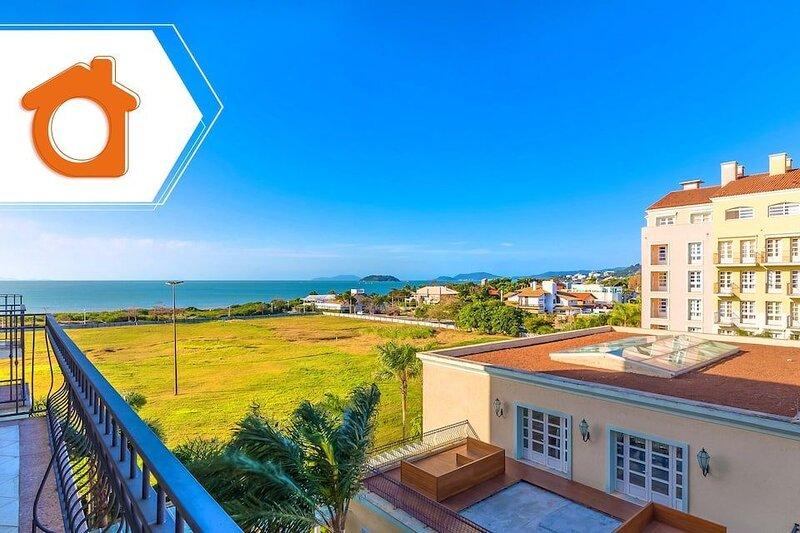 Curtir studio resort Jurerê Internacional ILC3312, alquiler vacacional en Governador Celso Ramos