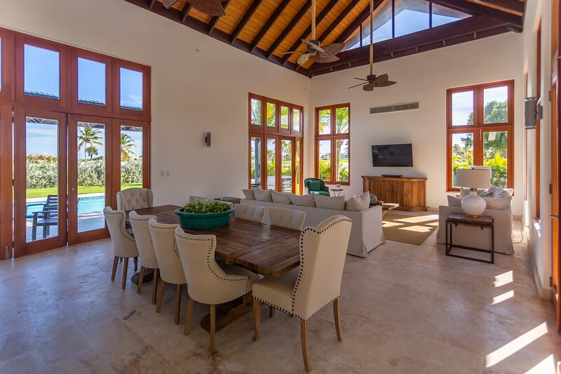 4BR Golf View Villa, holiday rental in Cap Cana