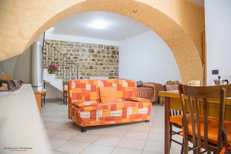 La tavernetta - lautentica Tusa, holiday rental in Mistretta