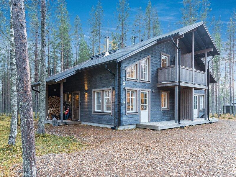 Levin ahmahovi a, holiday rental in Kittilä