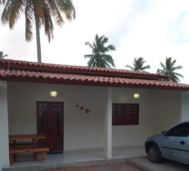 Casa de temporada em São Miguel dos Milagres, holiday rental in Porto de Pedras