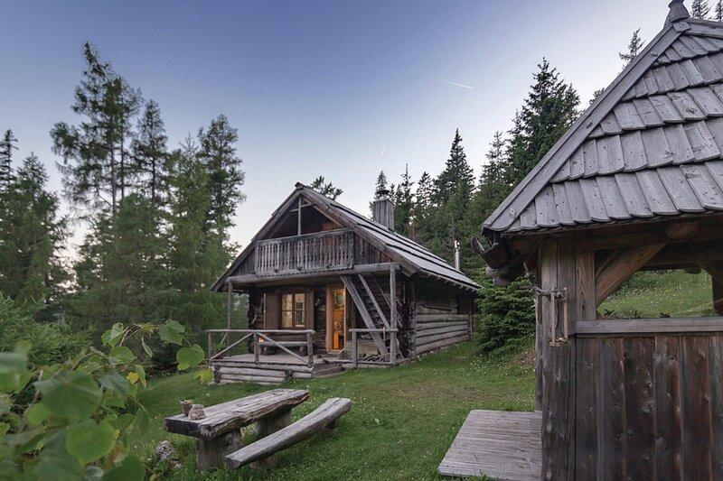 Chalet Podvežak, location de vacances à Mozirje