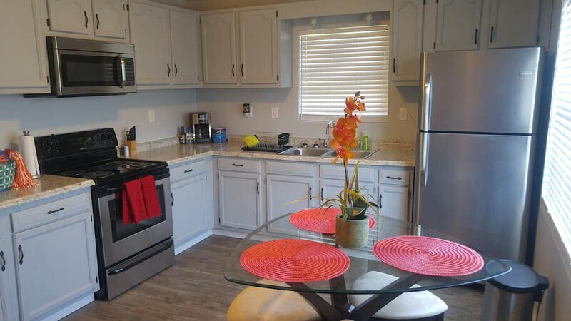 Cute Apartment Just 3-5 minutes from UT, the Old City, and Downtown Knoxville, location de vacances à Knoxville