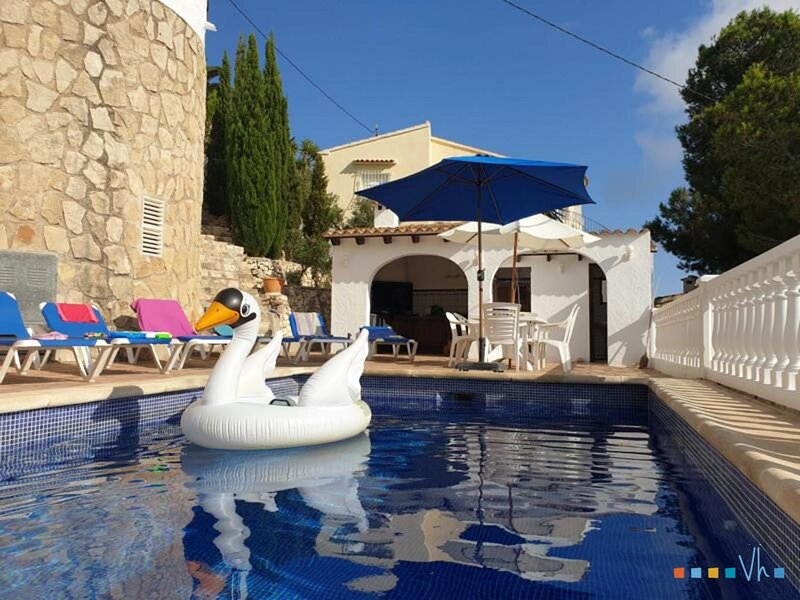 RULLE - Villa para 6 personas con espectaculares vistas al mar, Ferienwohnung in Canor