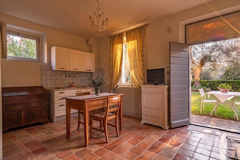 Apt Monolocale Marica - Il Pignocco Country House, location de vacances à Apecchio