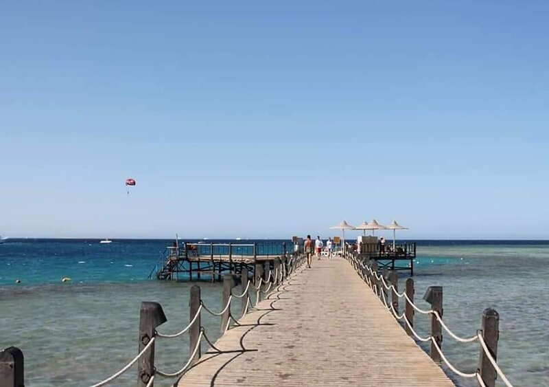 Chalet at Stella Makadi, casa vacanza a Port Safaga