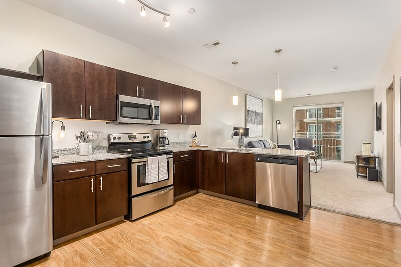 LUXURY ONE BEDROOM AT 190 SOUTH HIGH - FREE PARK., location de vacances à Grandview Heights