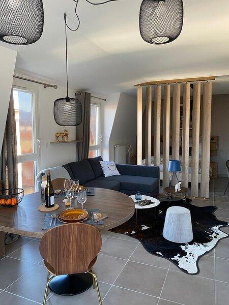 LES MYRTILLES, holiday rental in Saint-Jean-de-Chevelu