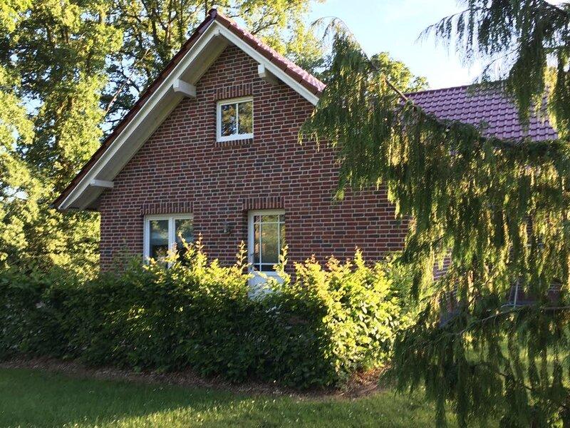 Mergelhof, holiday rental in Westoverledingen