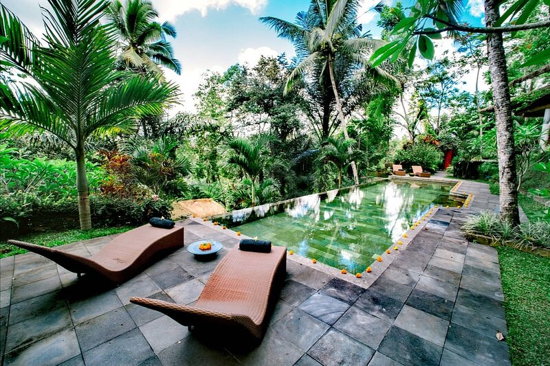 Villa Rimba Ubud Resort (3 Villas), holiday rental in Bangli