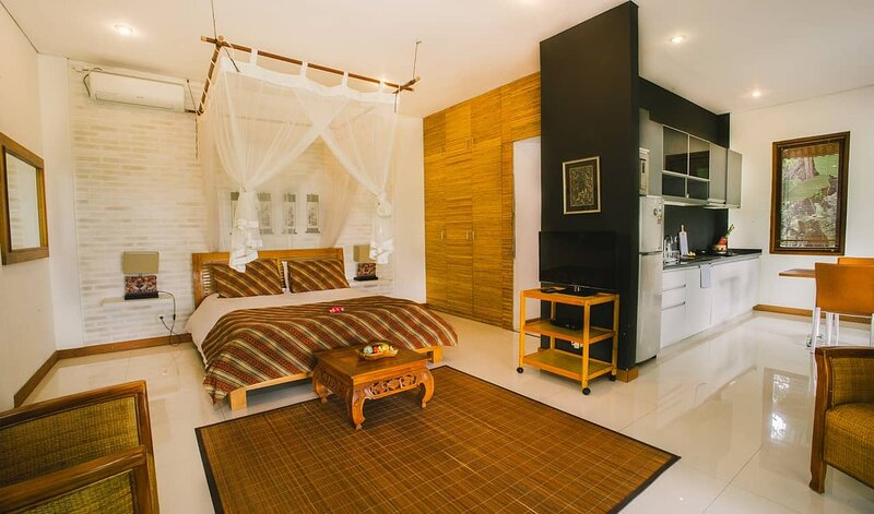 RamaSita Suite di Villa Rimba Ubud, holiday rental in Bangli