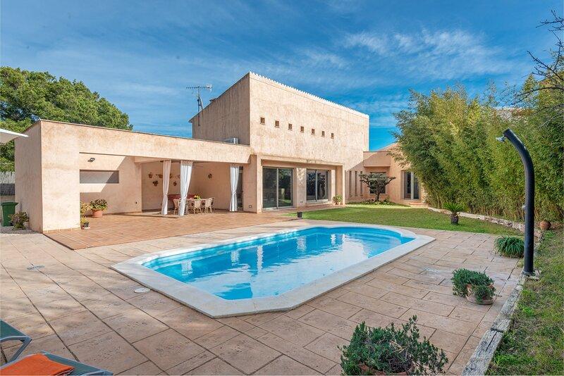 CASA VIÑAS - Villa for 6 people in Son Servera, alquiler vacacional en Cala Millor