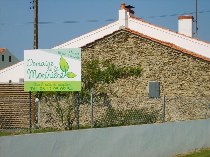 L'Etable, vacation rental in Saint-Christophe-du-Ligneron