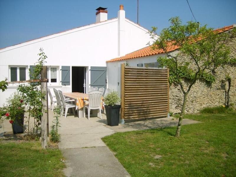 La Maisonnée, vacation rental in Saint-Christophe-du-Ligneron