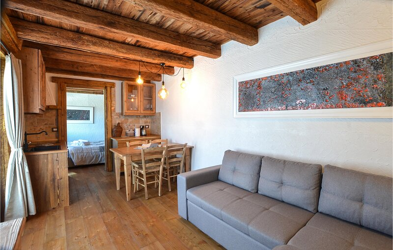 Nice apartment in Ovaro with WiFi and 1 Bedrooms (IDD355), holiday rental in Tolmezzo