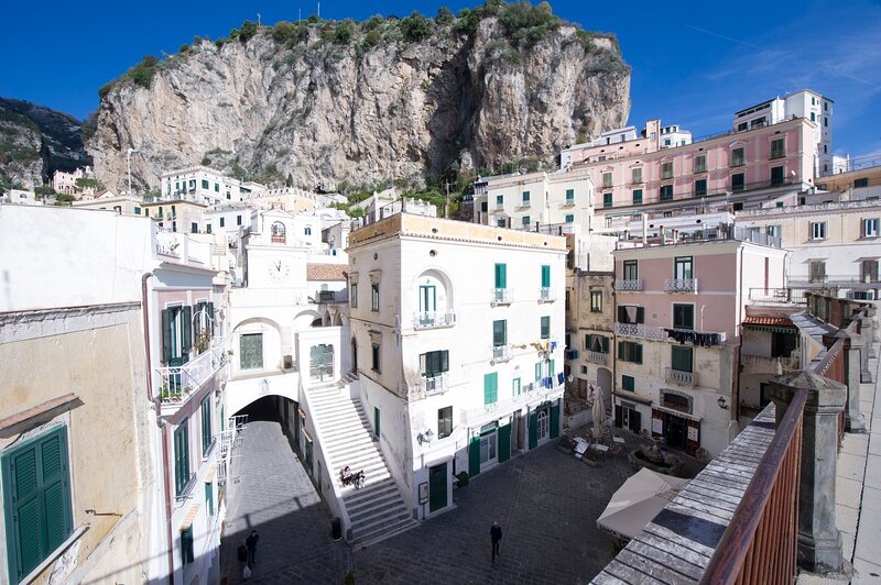 'G&G' Atrani - Amalfi coast - sea view - beach, casa vacanza a Atrani