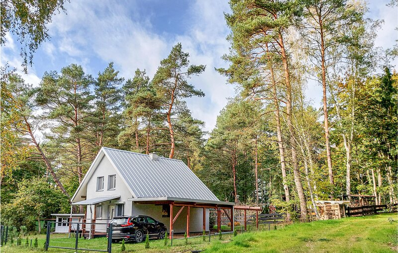 Awesome home in Tuczno with 2 Bedrooms (PPW131), holiday rental in Szydłowo