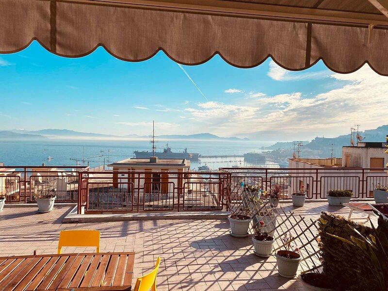 Panoramic Terrace, aluguéis de temporada em Gaeta