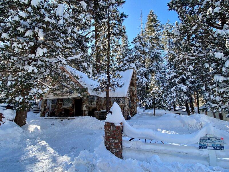 Cornerstone Cabin, holiday rental in Big Bear Lake
