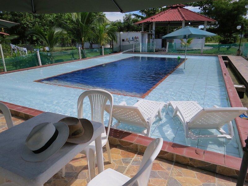 Cabañas Campestres Villa Juanes, holiday rental in Guamal