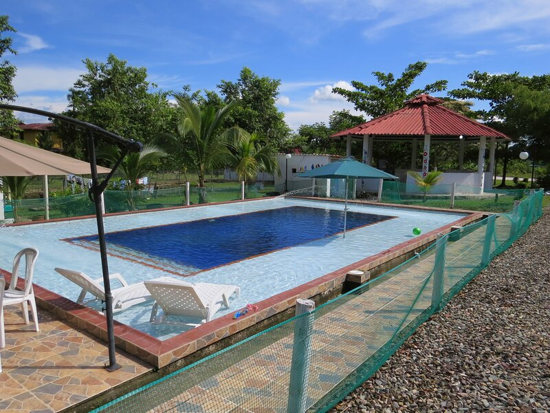 Cabaña Campestre Villa Juanes, holiday rental in Guamal