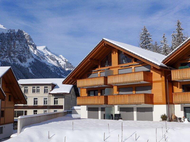 Büelbad Terrasse, vacation rental in Achsete