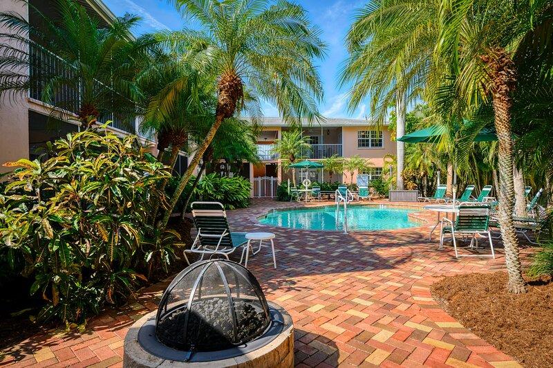 Siesta Key Inn - 1Br/1B Sabal Palm #2A, vacation rental in Siesta Key