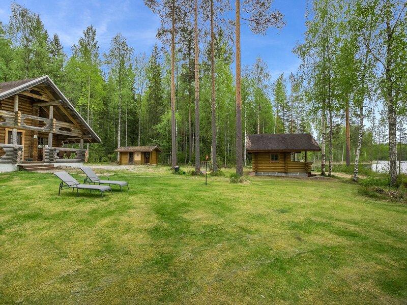 Aurinkoniemi, vacation rental in Lievestuore