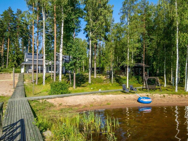 Isokoskelo, casa vacanza a Hartola