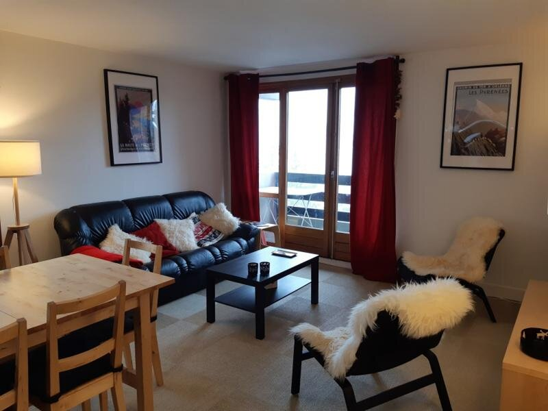 T3/8 pers HERMINE 21 -  Les Agudes, holiday rental in Gouaux-de-Larboust