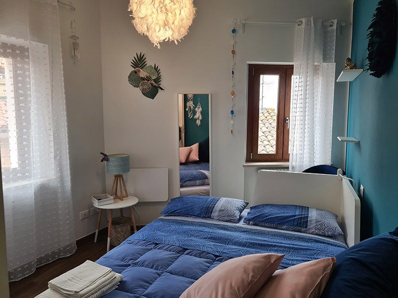 Stanza 'Aria' B&B dei 4 elementi, vacation rental in Sambucheto