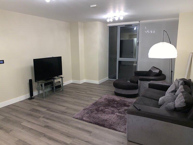 Luxury 1-Bed Apartment in Croydon, casa vacanza a Thornton Heath