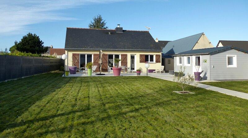 la maison des trois lunes, location de vacances à Dol-de-Bretagne
