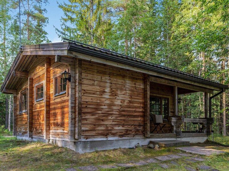 Koskimökki, holiday rental in Tuusniemi