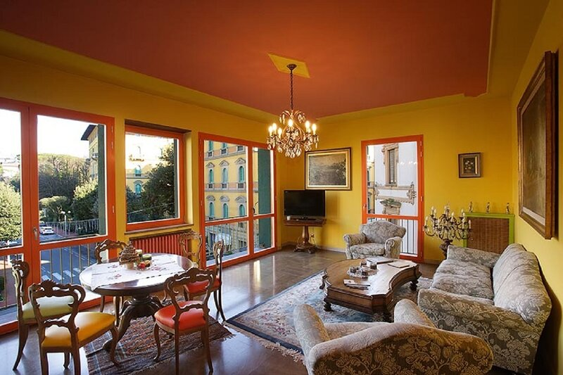 A Casa Incerpi per un soggiorno termale con vista, casa vacanza a Montecatini Terme