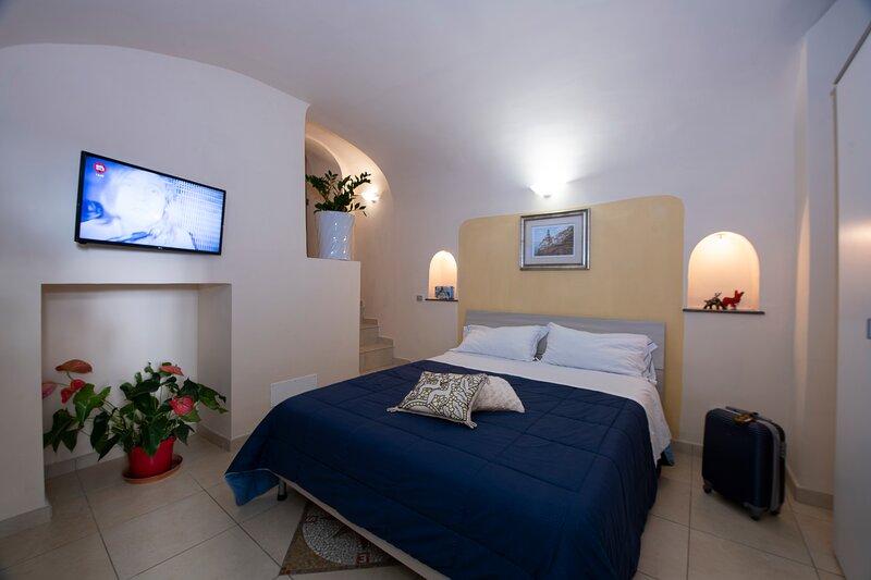 Alfieri rooms - flat Luna - Amalfi coast, casa vacanza a Atrani