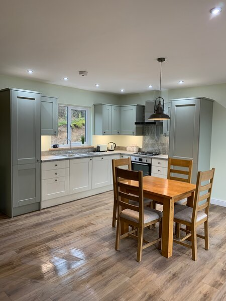 Pear Tree Lodge, vacation rental in Llanwrtyd Wells