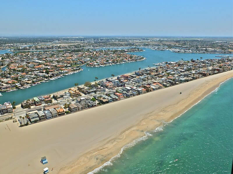 Long Beach Peninsula: Ocean breezes, sunny days, warm beaches and lovely sunsets, holiday rental in Belmont Shore