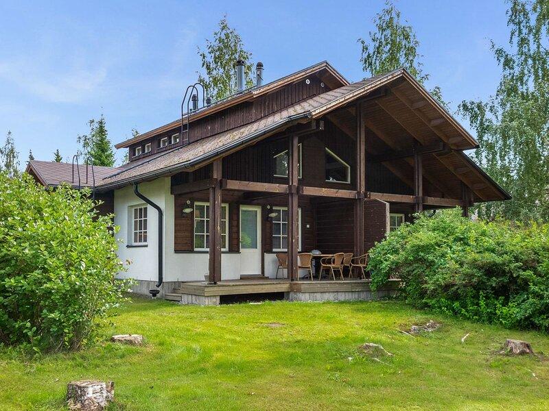 Tahkon klubitie 2 b, holiday rental in Varpaisjaervi