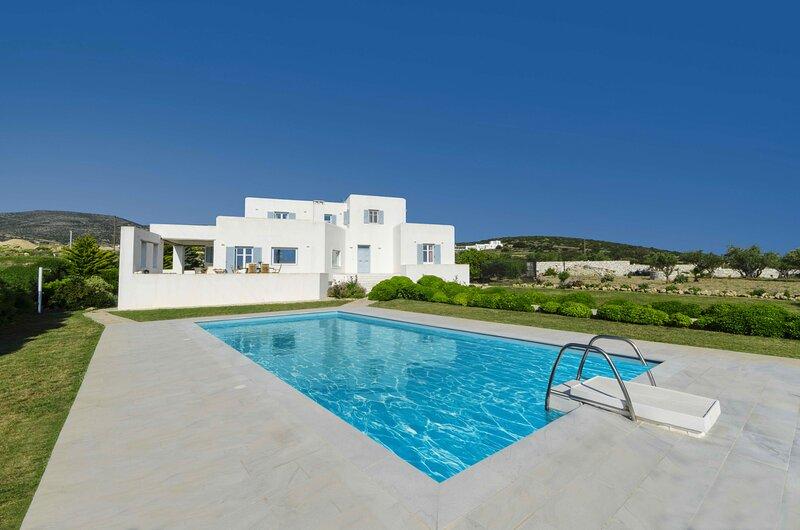 Villa Daria Paros, alquiler de vacaciones en Aliki