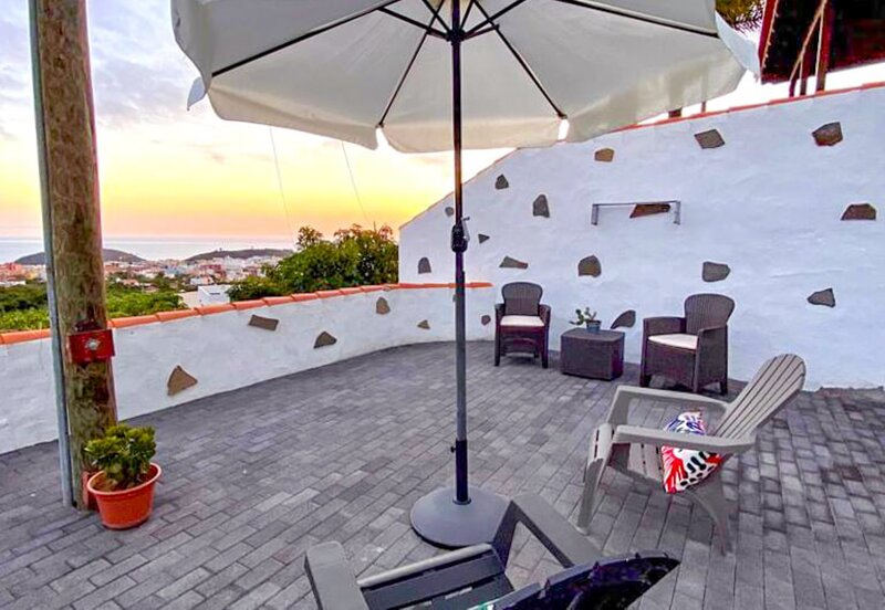 House - 2 Bedrooms with Pool and WiFi - 109033, holiday rental in Los Llanos