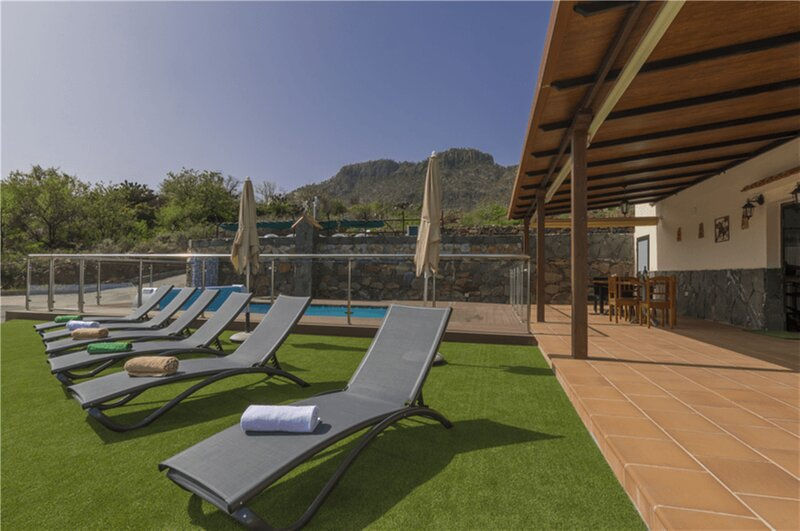 House - 3 Bedrooms with Pool and WiFi - 109029, holiday rental in Ayacata