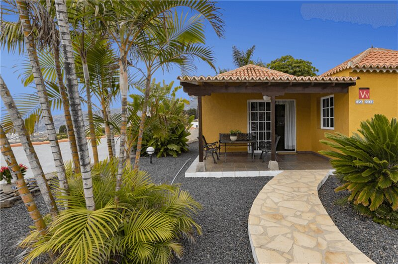 House - 2 Bedrooms with Pool and WiFi - 109032, holiday rental in La Palma
