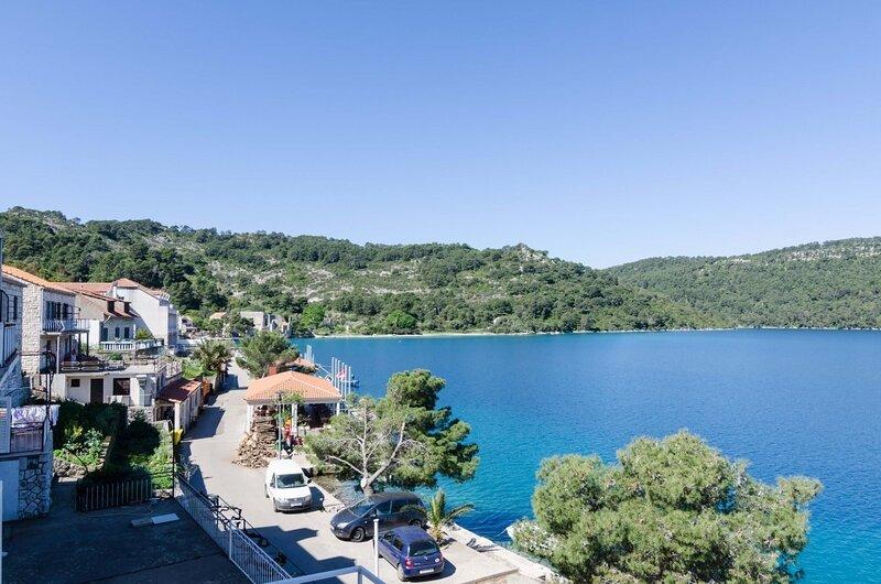 Dream 2BR apartment5 #Mljet#seaview - Angelo, holiday rental in Govedari